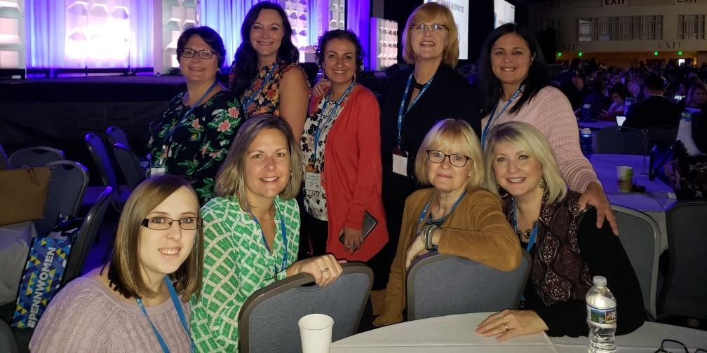 Pennsylvania Conference for Women Finance And Business Contingent