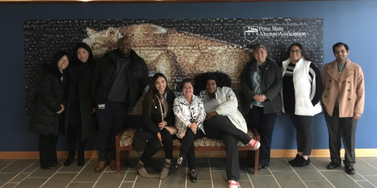 Penn Stater Tour for Diversity and Inclusion
