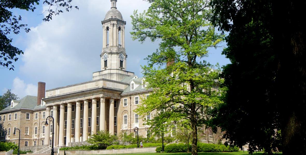 Penn State Old Main
